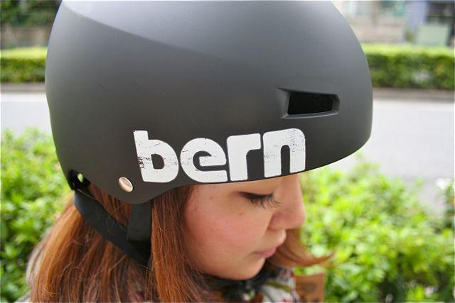 自転車の 自転車 ヘルメット 女性 人気 : !! バーン おしゃれ ヘルメット ...