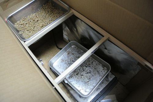麦芽の乾燥から焙煎_c0063348_2163299.jpg