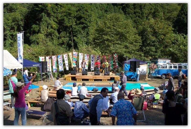 鼓土里座10周年記念「芸能音楽祭」 その3_c0057390_23151032.jpg