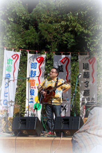 鼓土里座10周年記念「芸能音楽祭」 その3_c0057390_23154729.jpg