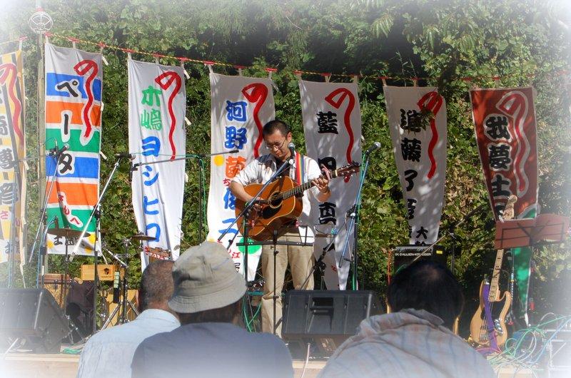 鼓土里座10周年記念「芸能音楽祭」 その3_c0057390_23155268.jpg