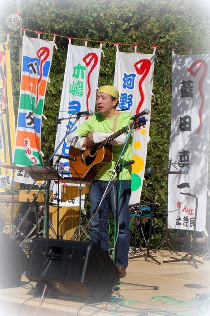 鼓土里座10周年記念「芸能音楽祭」 その3_c0057390_23155986.jpg