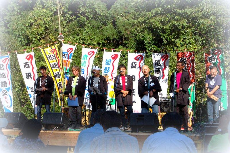 鼓土里座10周年記念「芸能音楽祭」 その3_c0057390_23161875.jpg