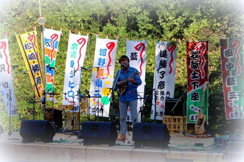 鼓土里座10周年記念「芸能音楽祭」 その3_c0057390_23163138.jpg