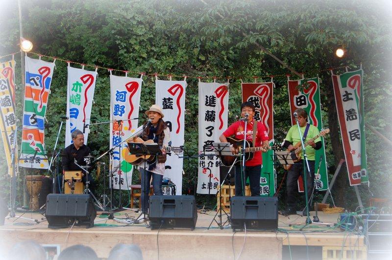 鼓土里座10周年記念「芸能音楽祭」 その3_c0057390_23165344.jpg