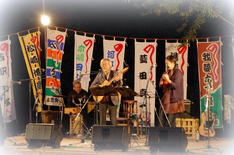鼓土里座10周年記念「芸能音楽祭」 その3_c0057390_23171334.jpg