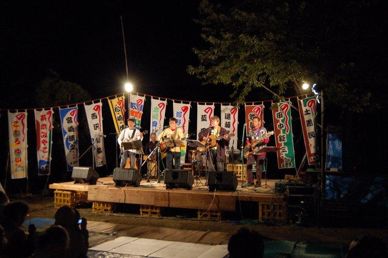 鼓土里座10周年記念「芸能音楽祭」 その3_c0057390_23175178.jpg