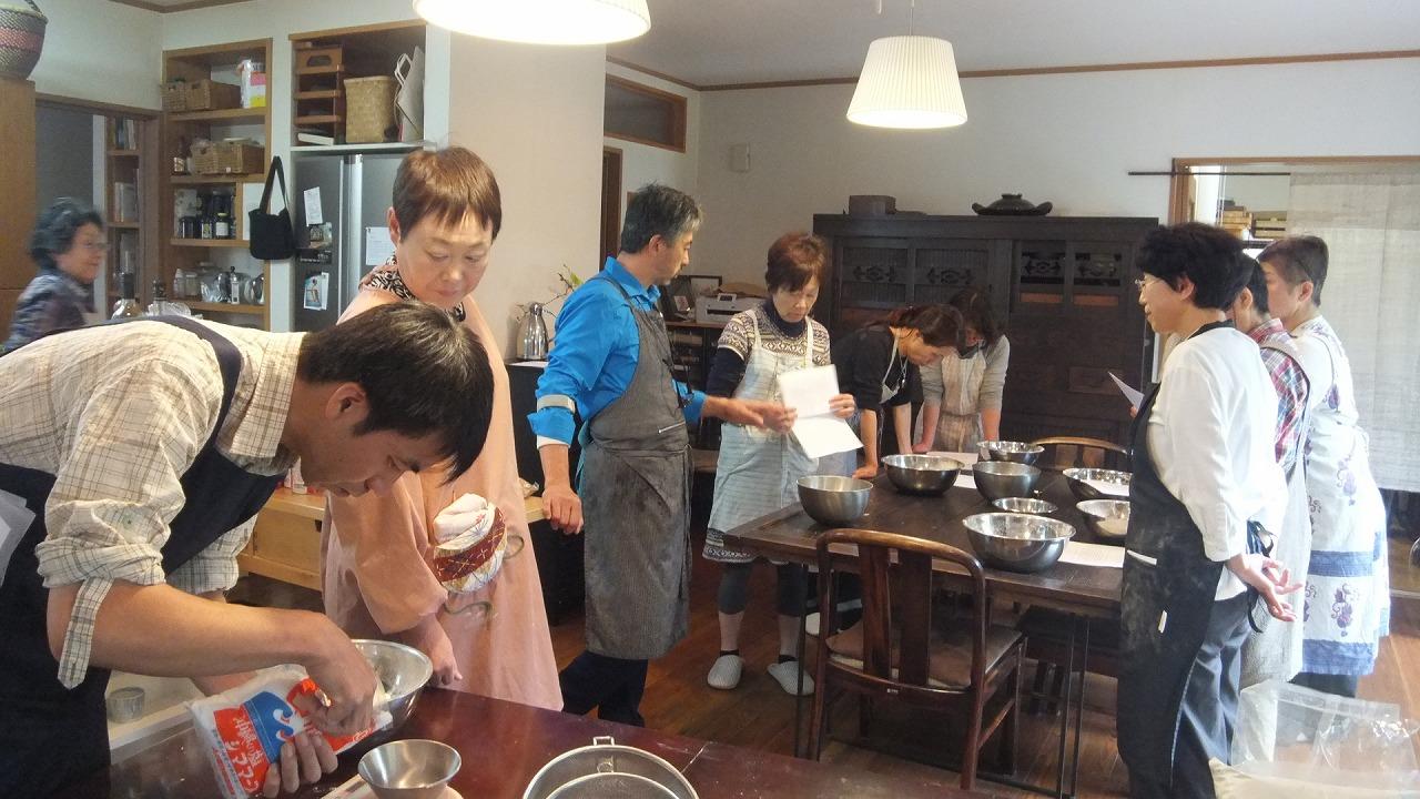 悠合さんのピザ教室_e0187897_18482811.jpg