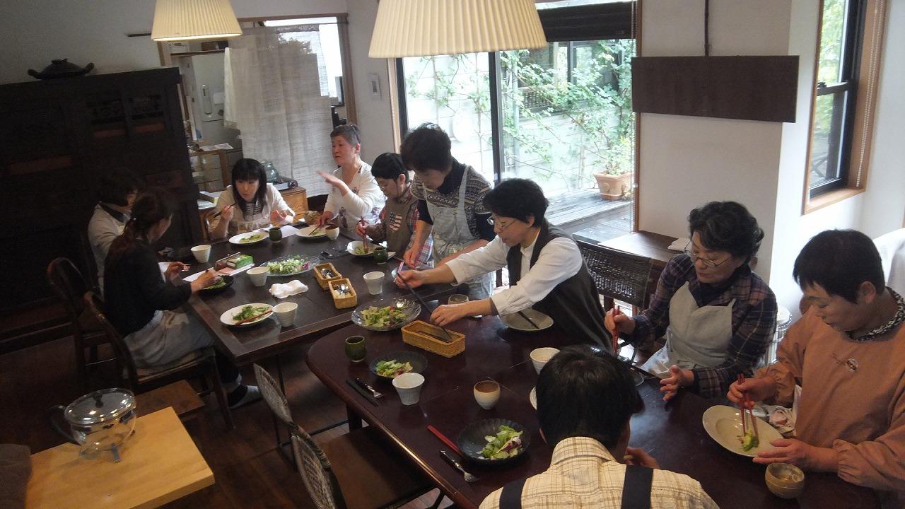 悠合さんのピザ教室_e0187897_18494410.jpg