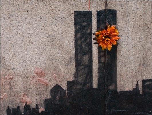 NYの街角でBanksy(バンクシー)さんがアート・プロジェクト展開中_b0007805_9465920.jpg