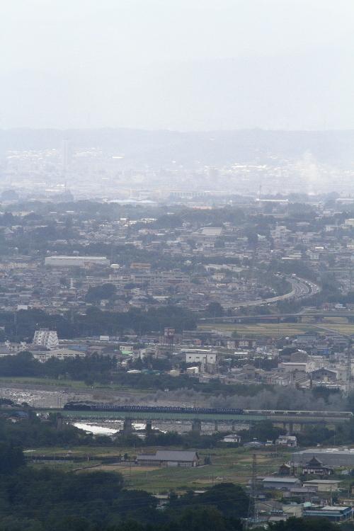 大正橋で久しぶりの良煙にあった - 2013年秋・上越線 -  _b0190710_732285.jpg