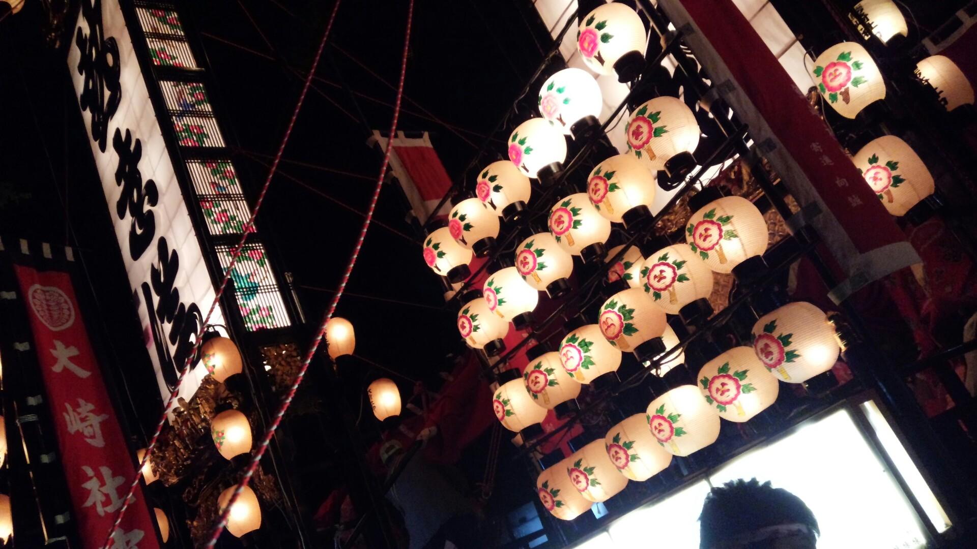 秋祭り_f0226713_0574985.jpg