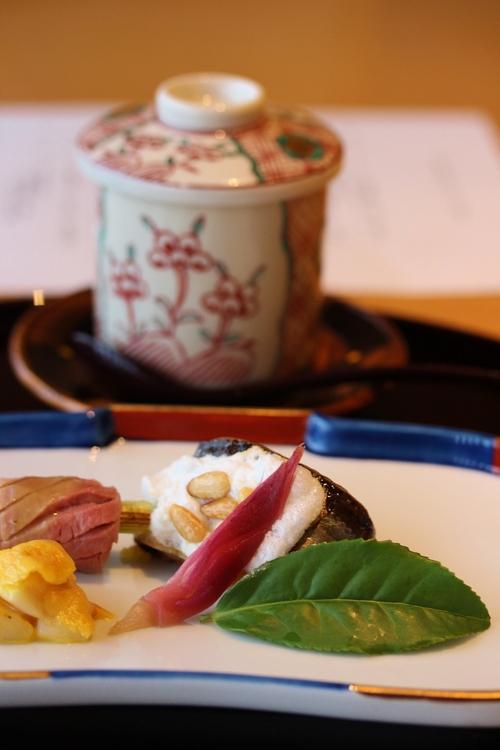 素敵な京料理に満足_b0220318_1030486.jpg