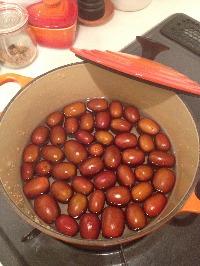 手作りってワクワク楽しい♪秋の保存食。 _c0007919_943559.jpg