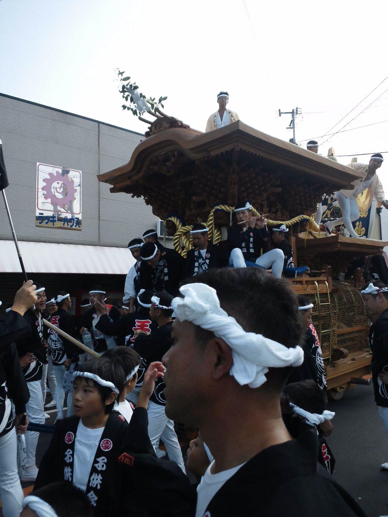 平成二十五年度貝塚だんじり祭りの巻_a0197623_849311.jpg