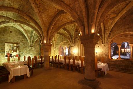 Hostellerie de L\'Abbaye de La Celle - オステルリー・ド・ラベイ・ド・ラ・セル_a0231632_21295621.jpg