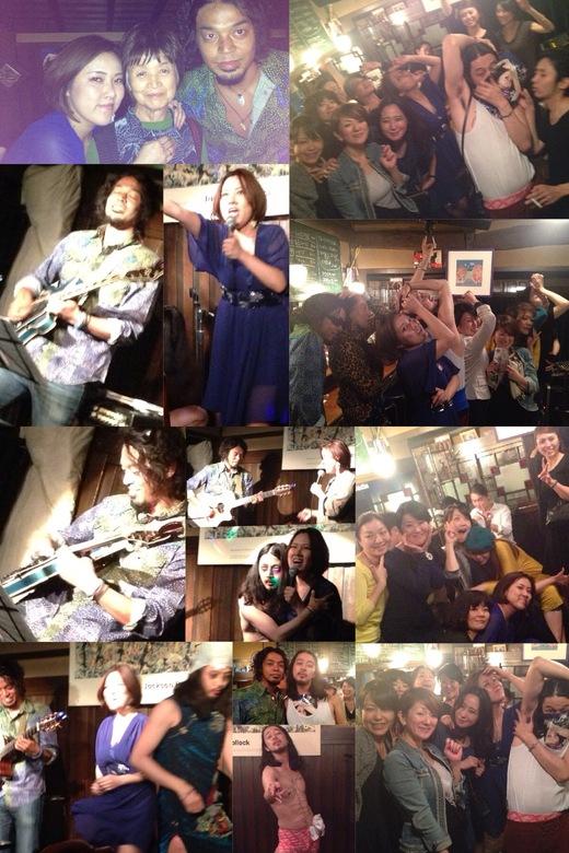 BAHIA熊本のライブ、最高でしたー♬_a0150139_0583347.jpg