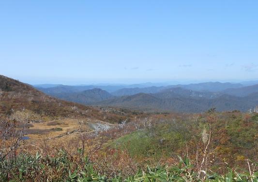 秋の栗駒山登山と 絶景かな栗駒山荘 その1_c0261447_234995.jpg