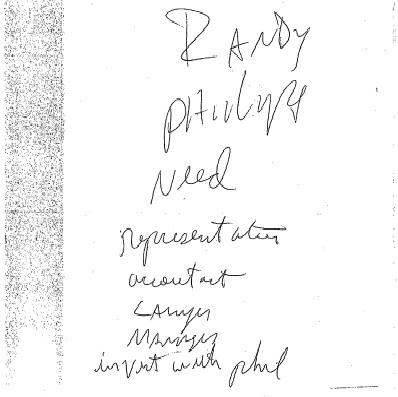 MJ\'s handwritten notes AEG裁判[Note 6、7]_f0134963_9461363.jpg