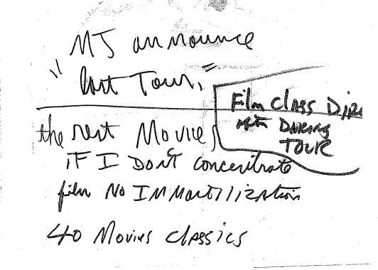MJ\'s handwritten notes AEG裁判[Note 6、7]_f0134963_948879.jpg