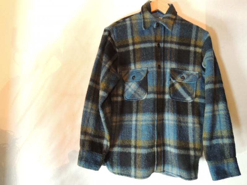 JUN SELECT WOOL SHIRT --RECOMMEND--_c0176867_21252526.jpg