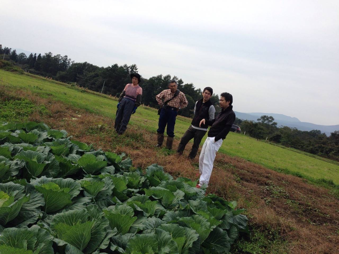 岩手~農家さんたちの懇親会に参加してきました。_b0206074_1310309.jpg