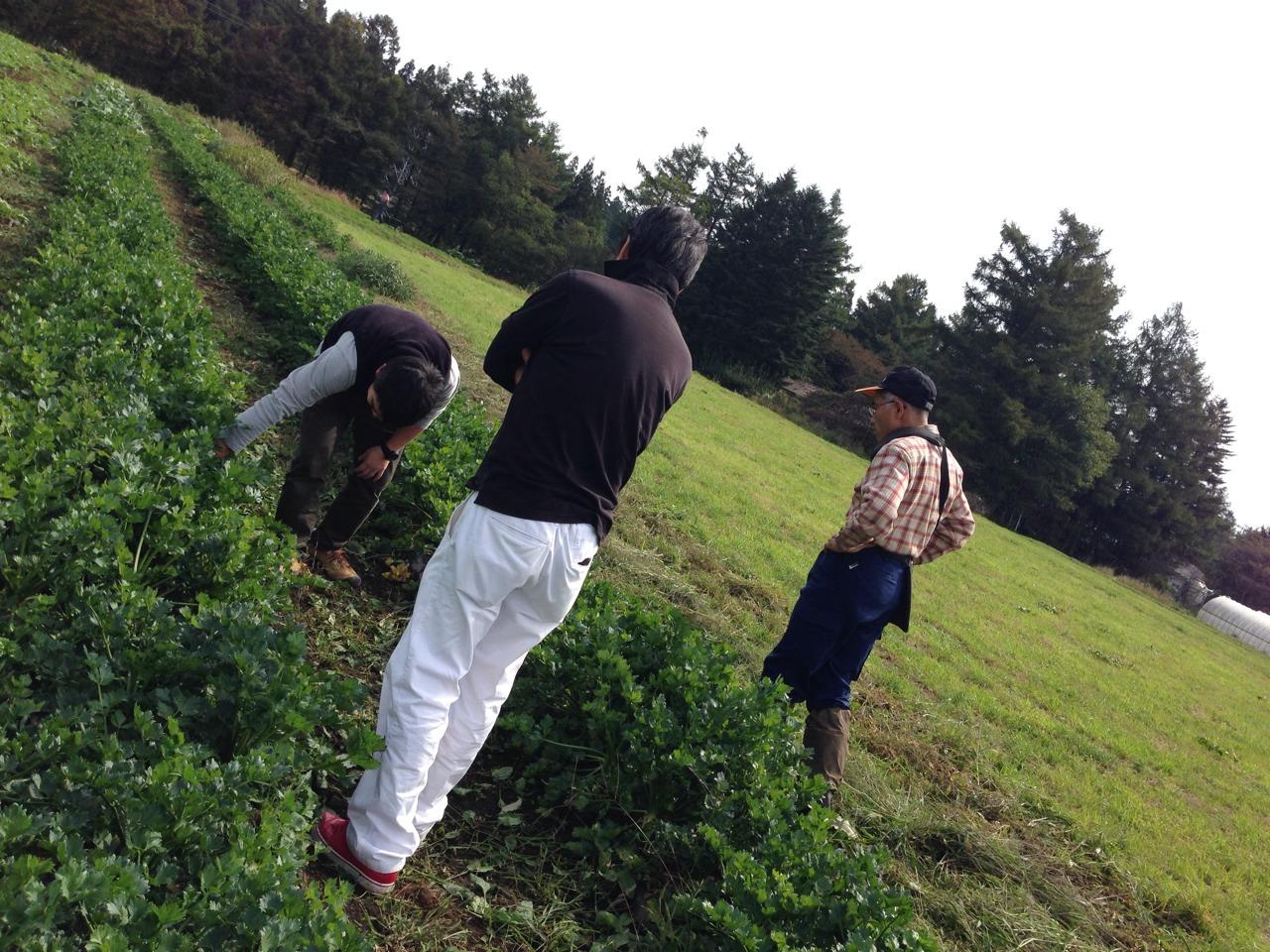 岩手~農家さんたちの懇親会に参加してきました。_b0206074_1392720.jpg