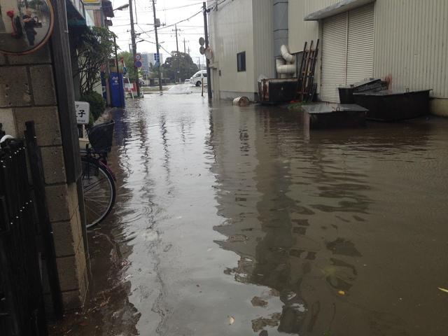 台風26号被害状況_e0061778_2241374.jpg