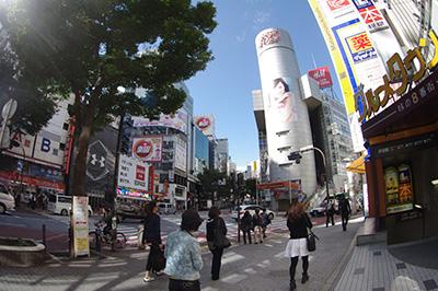 10月17日(木)の渋谷109前交差点_b0056983_1150760.jpg