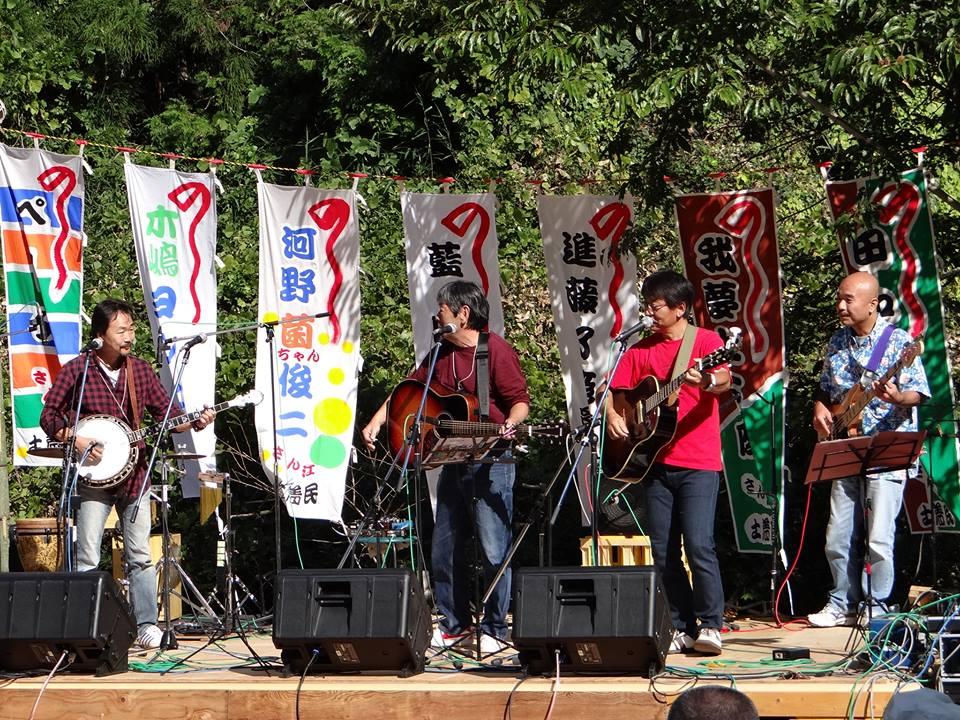 鼓土里座10周年記念「芸能音楽祭」 その4_c0057390_22285440.jpg
