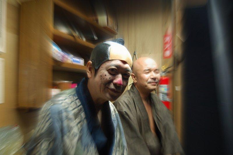 鼓土里座10周年記念「芸能音楽祭」 その4_c0057390_22291543.jpg