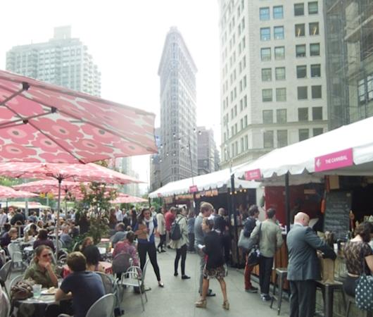 NYのB級グルメをまとめて楽しめる食のイベント(MAD. SQ. EATS)、10月25日まで開催中_b0007805_11511019.jpg