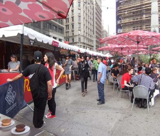 NYのB級グルメをまとめて楽しめる食のイベント(MAD. SQ. EATS)、10月25日まで開催中_b0007805_11523073.jpg