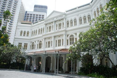 シンガポール旅行記 (ラッフルズ・ホテル・ギフトショップス)_f0215714_1683851.jpg
