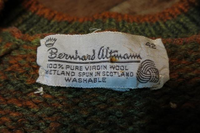 10/19(土)入荷商品!PURE VIRGIN WOOL シェットランドセーター_c0144020_143720.jpg