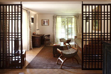 Hostellerie de L\'Abbaye de La Celle - オステルリー・ド・ラベイ・ド・ラ・セル_a0231632_180738.jpg