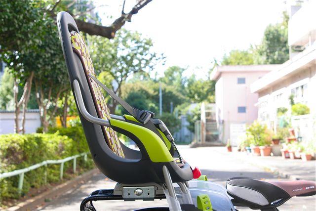 オランダ産『Qibbelキュベル』チャイルドシート おしゃれ ママ 自転車 ヨーロッパ_b0212032_2161391.jpg