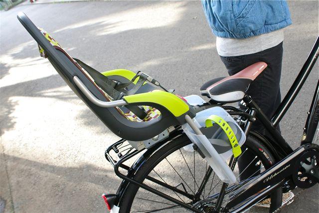 オランダ産『Qibbelキュベル』チャイルドシート おしゃれ ママ 自転車 ヨーロッパ_b0212032_2193825.jpg