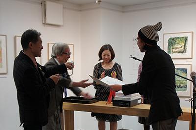 「第11回TIS公募受賞作品展」がスタートしました。_f0171840_17143436.jpg