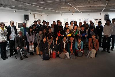 「第11回TIS公募受賞作品展」がスタートしました。_f0171840_172709.jpg
