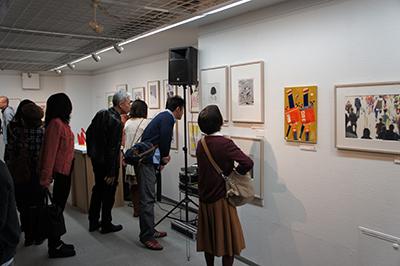 「第11回TIS公募受賞作品展」がスタートしました。_f0171840_1736445.jpg
