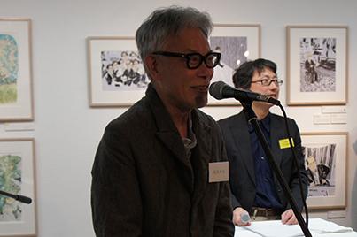 「第11回TIS公募受賞作品展」がスタートしました。_f0171840_1793610.jpg