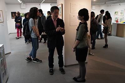 「第11回TIS公募受賞作品展」がスタートしました。_f0171840_181597.jpg