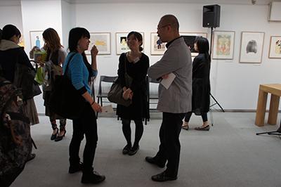 「第11回TIS公募受賞作品展」がスタートしました。_f0171840_1820332.jpg