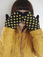 冬の身支度展 cellfibさんの手袋_e0199564_14142238.jpg