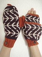 冬の身支度展 cellfibさんの手袋_e0199564_14158100.jpg