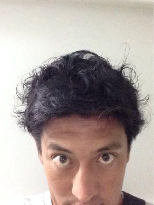 髪を切って気分一新☆_f0074571_692816.jpg
