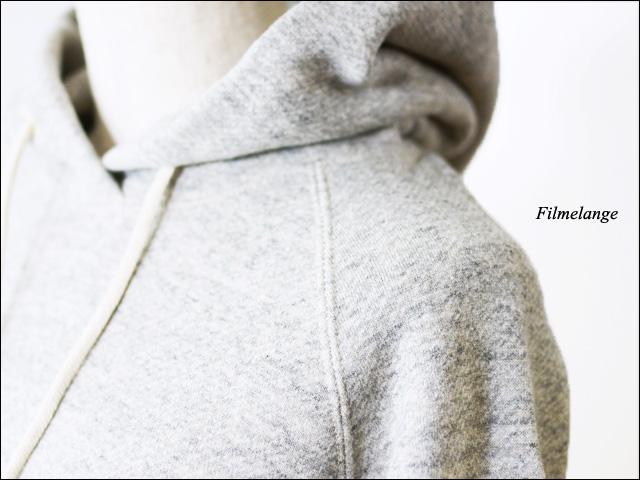 FilMelange [フィルメランジェ] PAULINE [FML-002615]ポリーン スウェットパーカワンピース_f0051306_1417137.jpg