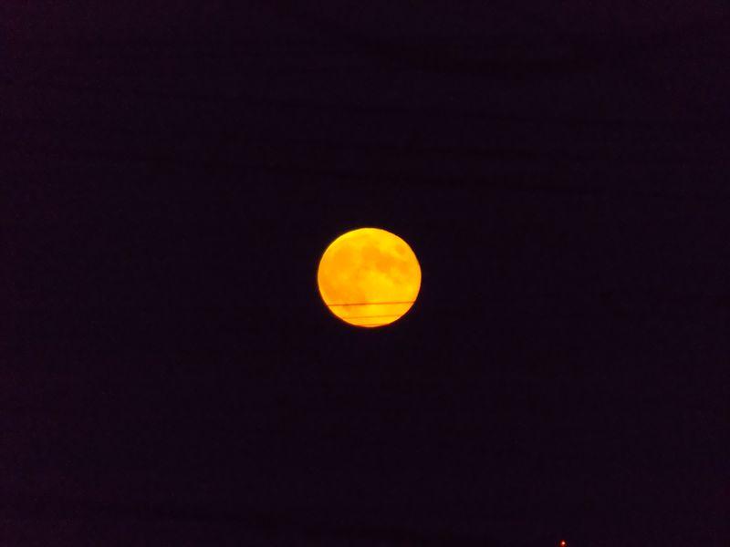 10月の満月_c0025115_21313368.jpg