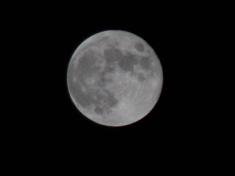 10月の満月_c0025115_21313863.jpg